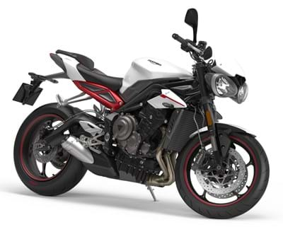 Triumph Street Triple Rs 765 2017 On For Sale Price