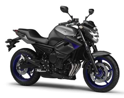 Yamaha Diversion XJ6 (2009-2015)