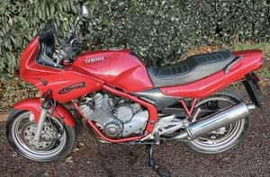 Yamaha Diversion XJ600 (1992-2003)