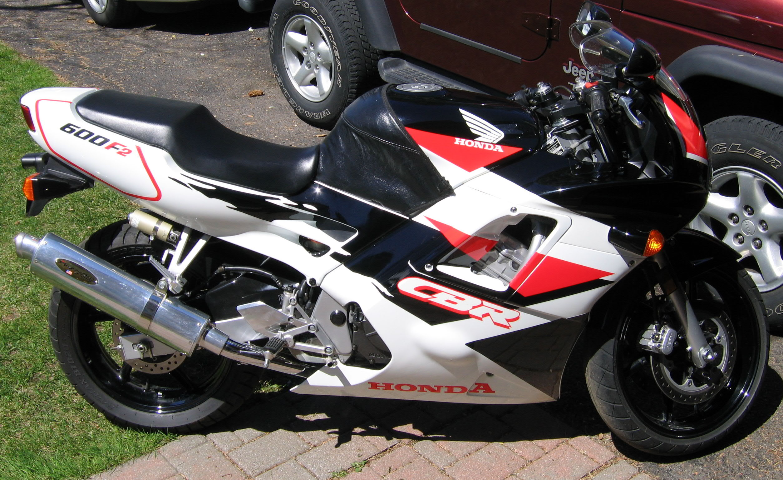 For Sale Honda Cbr600f2 The Bike Market