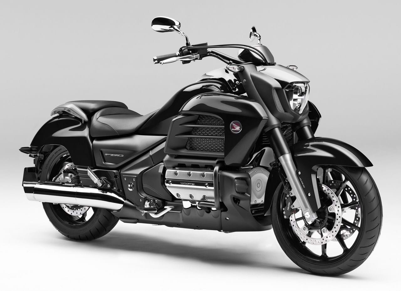 Honda Goldwing F6C Valkyrie (2014-2017) • For Sale • Price Guide • The Bike Market