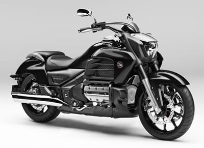 Honda Goldwing F6C Valkyrie (2014-2017)