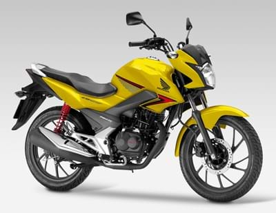 Honda CBF125 / CB125F (2015 On)