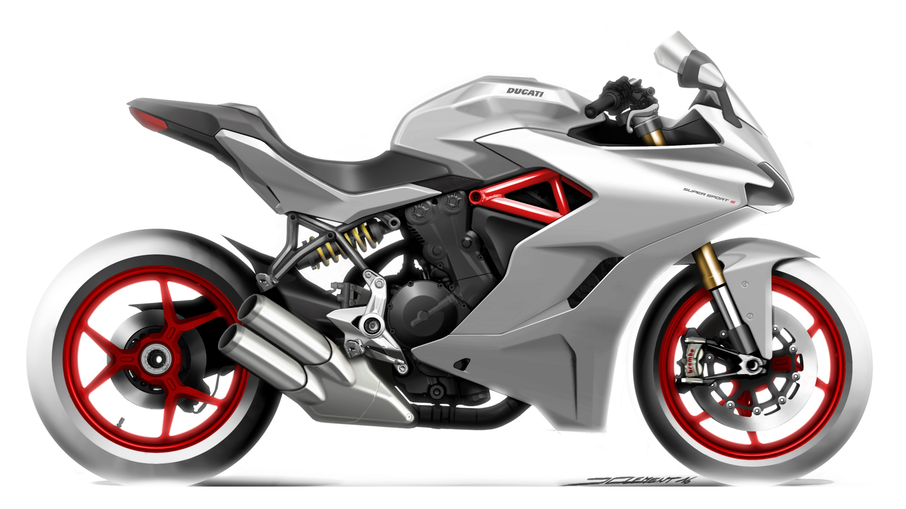 ducati supersport s (2017 on) for sale & price guide | thebikemarket