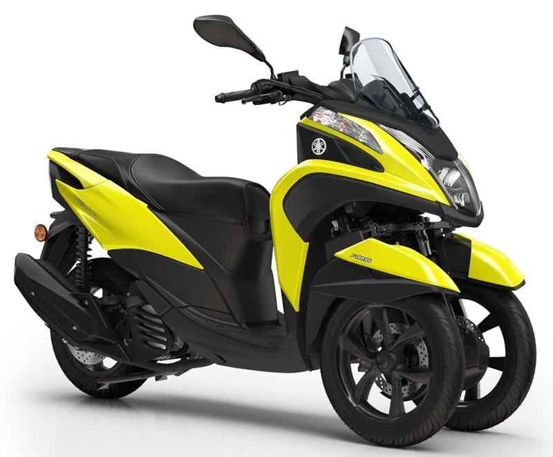 The Best 125cc Scooter For Stability