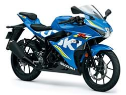 Suzuki GSX-R125 (2017 On)