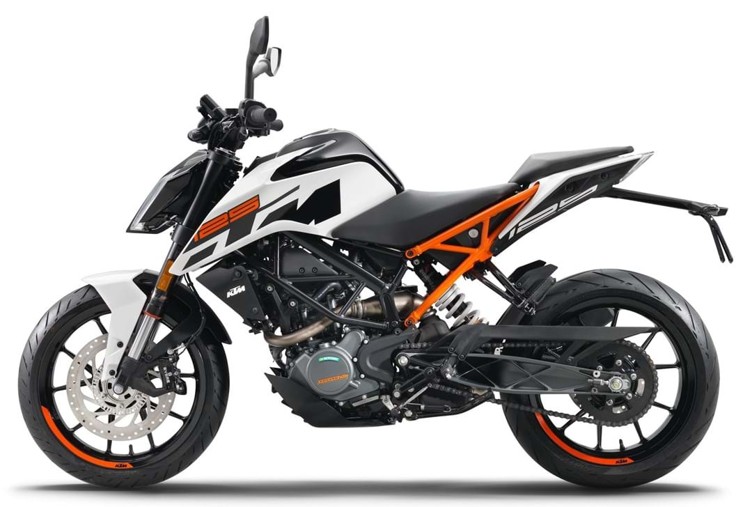 ktm duke 125 (2017 on) for sale & price guide | thebikemarket
