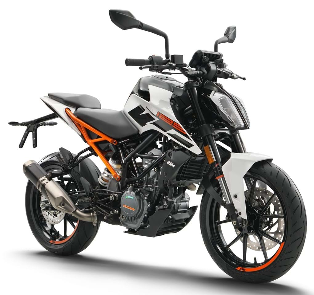 ktm duke 125 2017 on for sale price guide thebikemarket. Black Bedroom Furniture Sets. Home Design Ideas