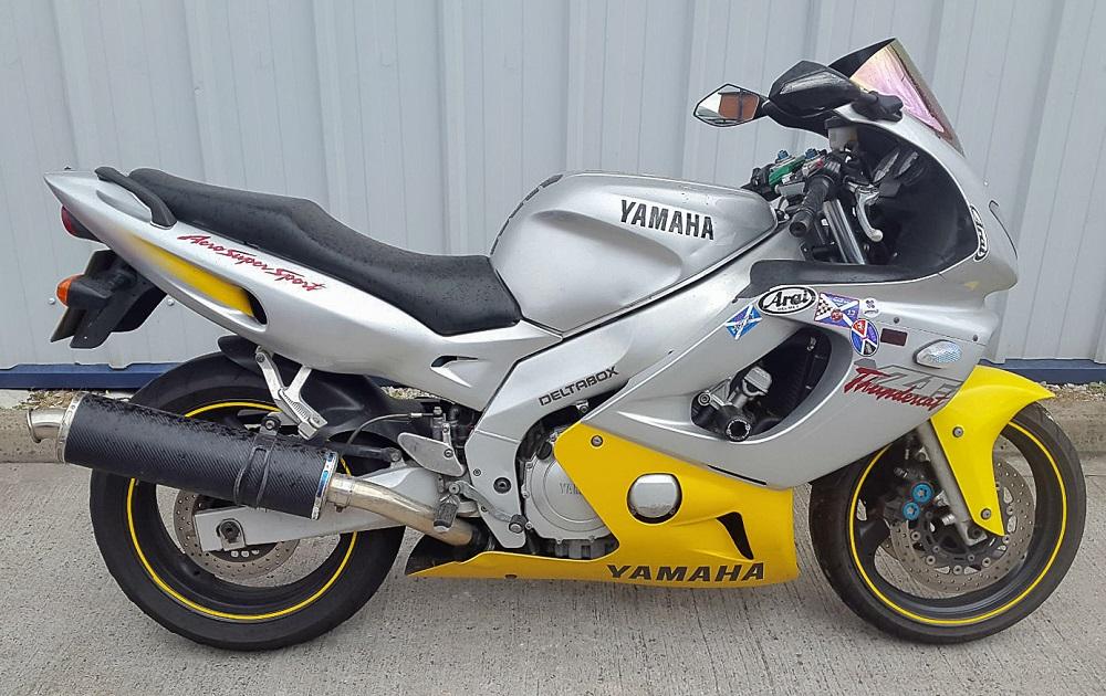 yamaha yzf600r thundercat u2022 for sale u2022 price guide u2022 the bike market rh thebikemarket co uk 2001 Yamaha Yzr600r 2003 Yamaha YZF 600