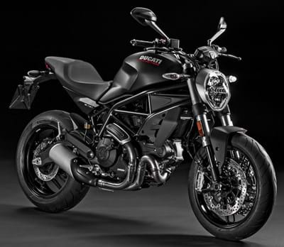 Ducati Monster 797 (2017 On)