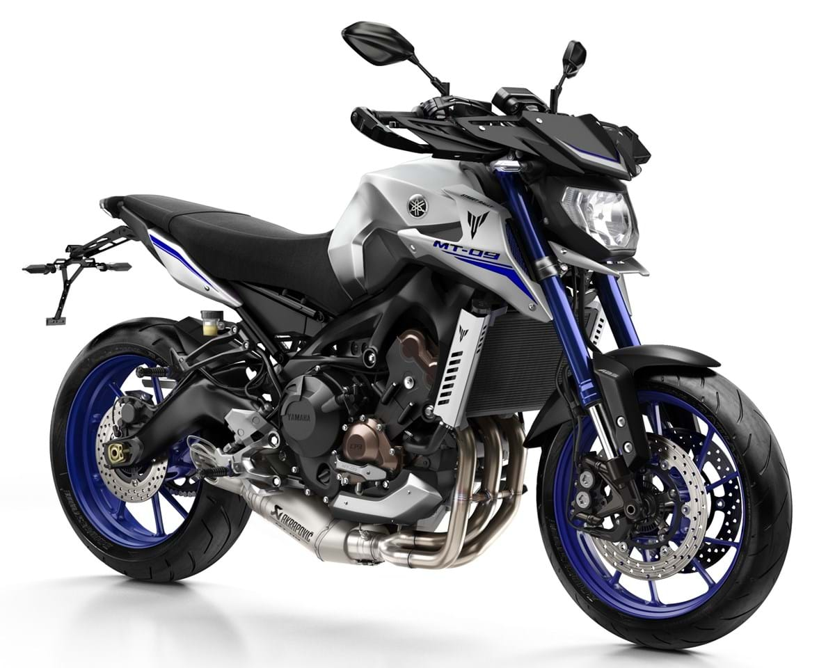 yamaha mt 09 street rally 2014 2016 for sale price. Black Bedroom Furniture Sets. Home Design Ideas