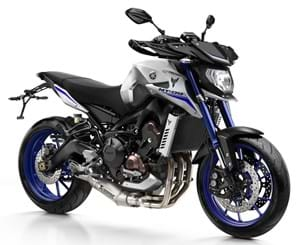 Yamaha MT-09 Street Rally (2014-2016)