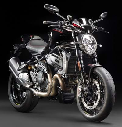 Ducati Monster 1200 R (2016 On)