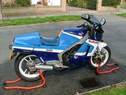 RG500 Gamma Motorbikes For Sale