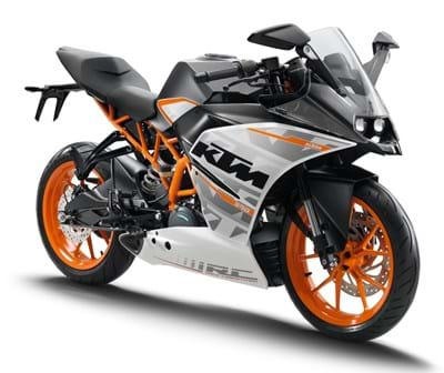 KTM Supersport RC 390 (2014 On)