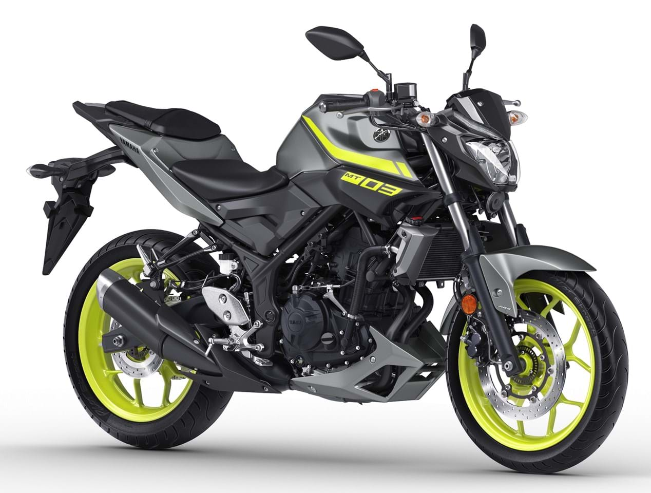 Yamaha MT-03 (2016 On) • For Sale • Price Guide • The Bike ...