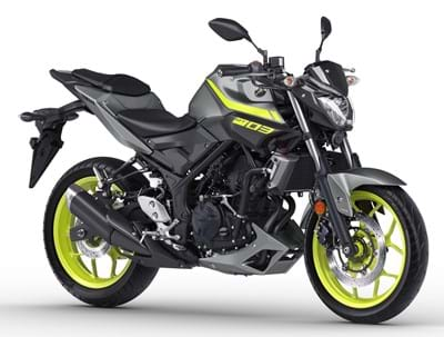 Yamaha MT-03 (2016 On)