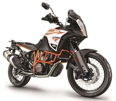 KTM 1290 Super Adventure R (2017 On)