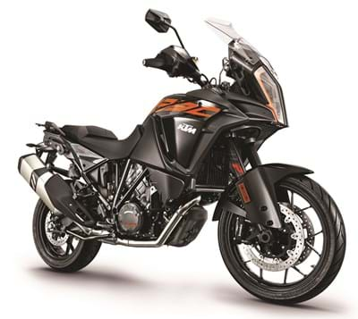 KTM 1290 Super Adventure S (2017 On)