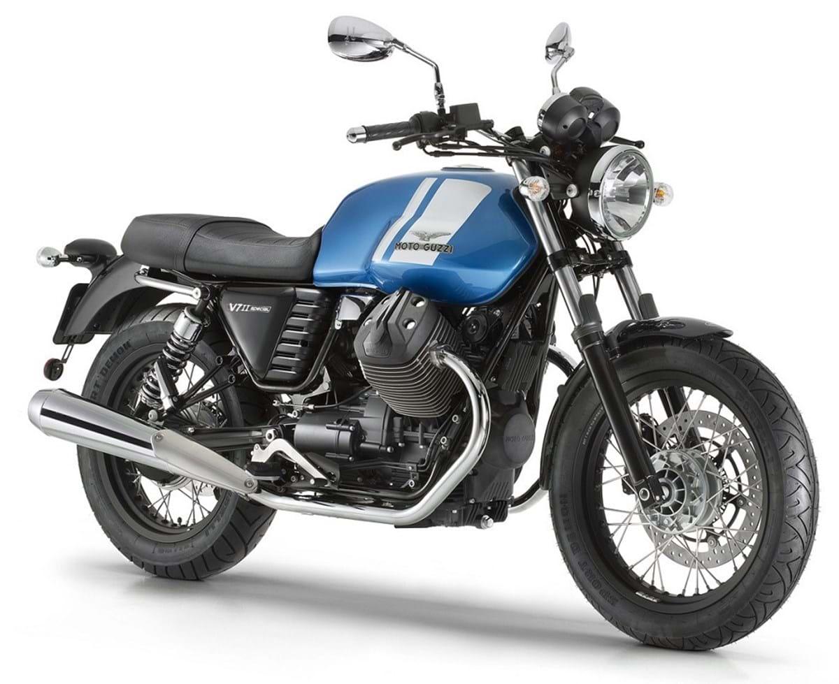 Review: Moto Guzzi V7II • The Bike Market