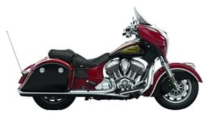 Indian Chieftain (2014 On)