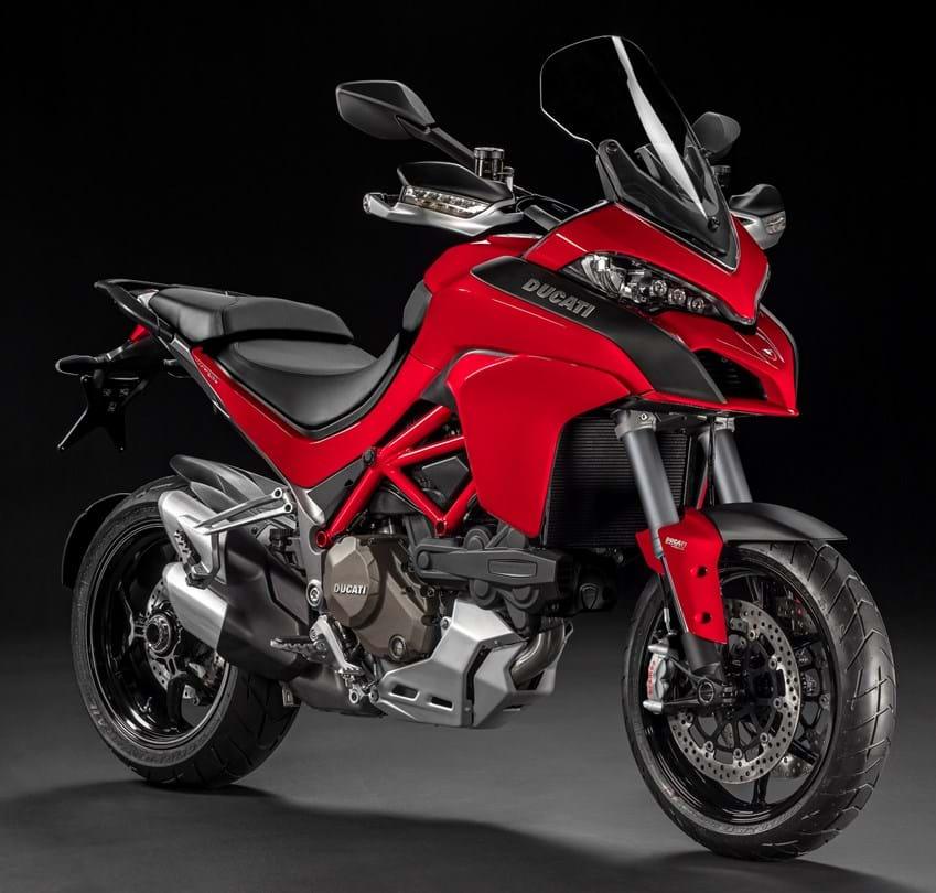 Ducati Multistrada 1200 S (2015-2017) • For Sale • Price Guide