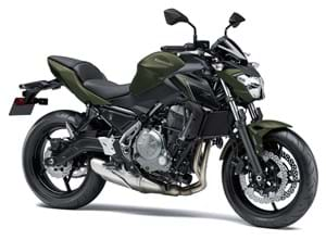 Kawasaki Z650 (2017 On)