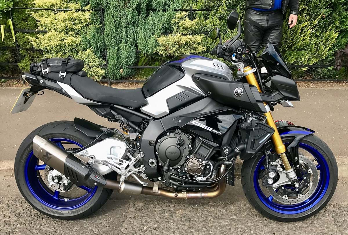 Review Yamaha Mt 10 Sp The Bike Market