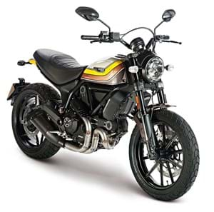 Ducati Scrambler Mach 2.0 (2017 On)