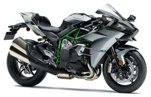 Kawasaki Ninja H2 (2015 On)