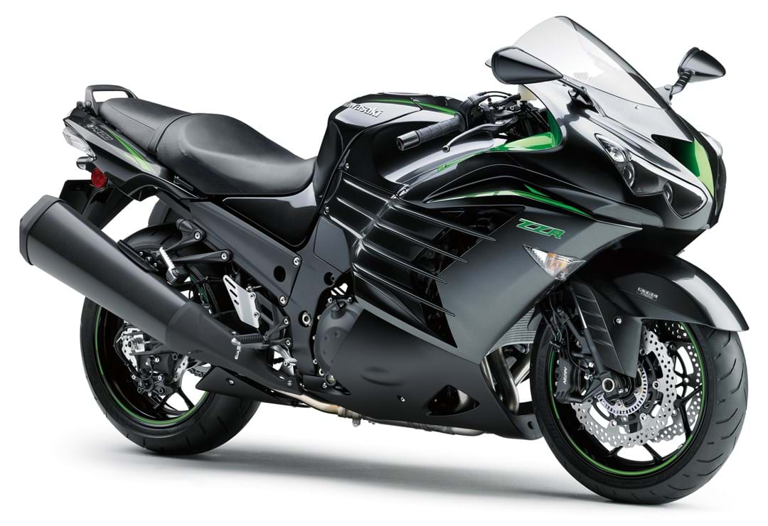 Kawasaki ZZR1400 (2012 On) • For Sale • Price Guide • The Bike