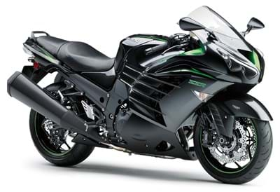 Kawasaki ZZR1400 (2012 On)