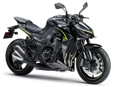 Kawasaki Z1000 2014 On