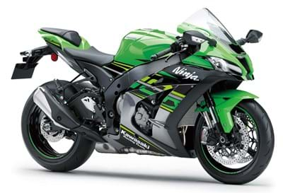 Kawasaki Ninja ZX-10R (2011 On)