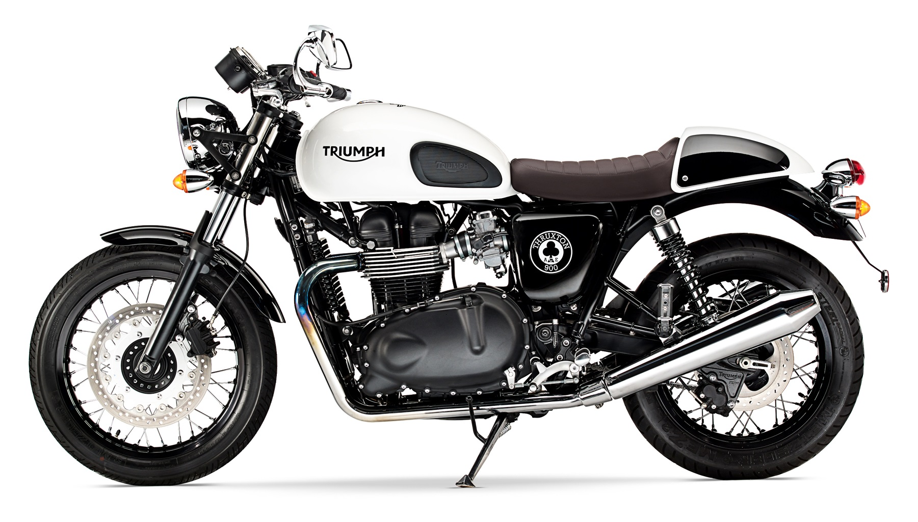 For Sale: Triumph Thruxton 900 • The Bike Market