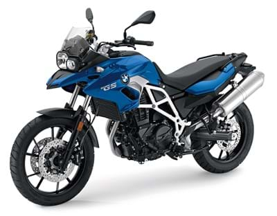 BMW Enduro F700GS (2012-2017)
