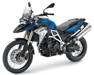 BMW Enduro F800GS (2008-2017)