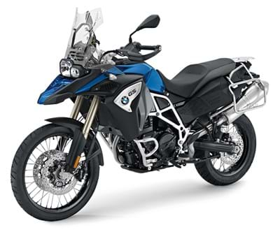 BMW Enduro F800GS Adventure (2013-2018)
