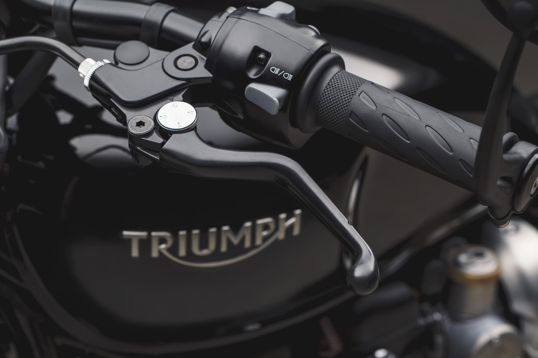 For Sale: Triumph Bobber Black • The Bike Market