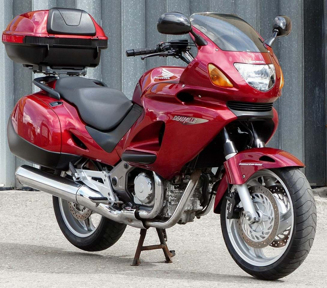 honda nt deauville nt650v 1998 2006 for sale price guide the bike market. Black Bedroom Furniture Sets. Home Design Ideas
