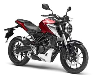 Honda CB125R (2018 On)