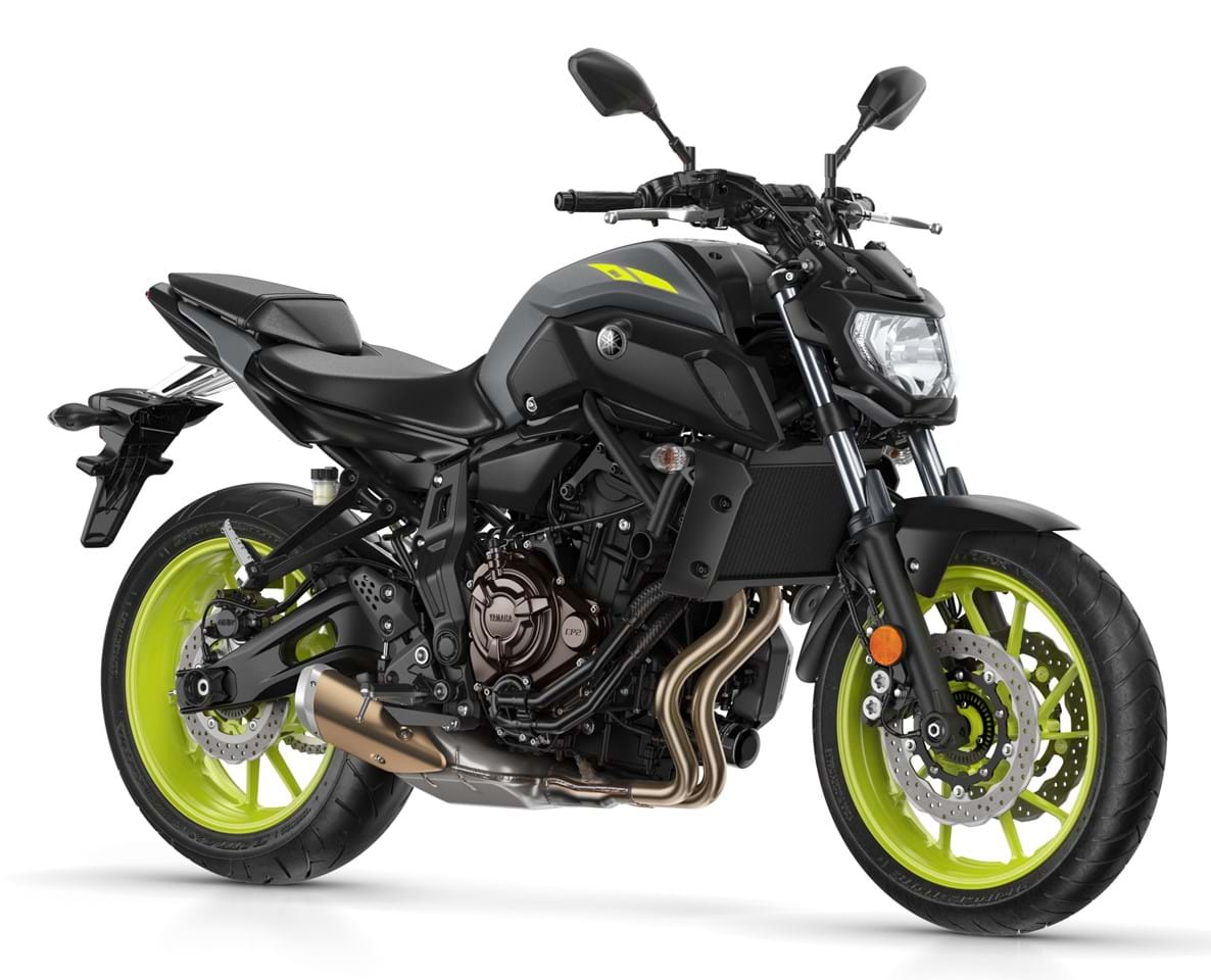 yamaha mt 07 2018 on for sale price guide the bike market. Black Bedroom Furniture Sets. Home Design Ideas