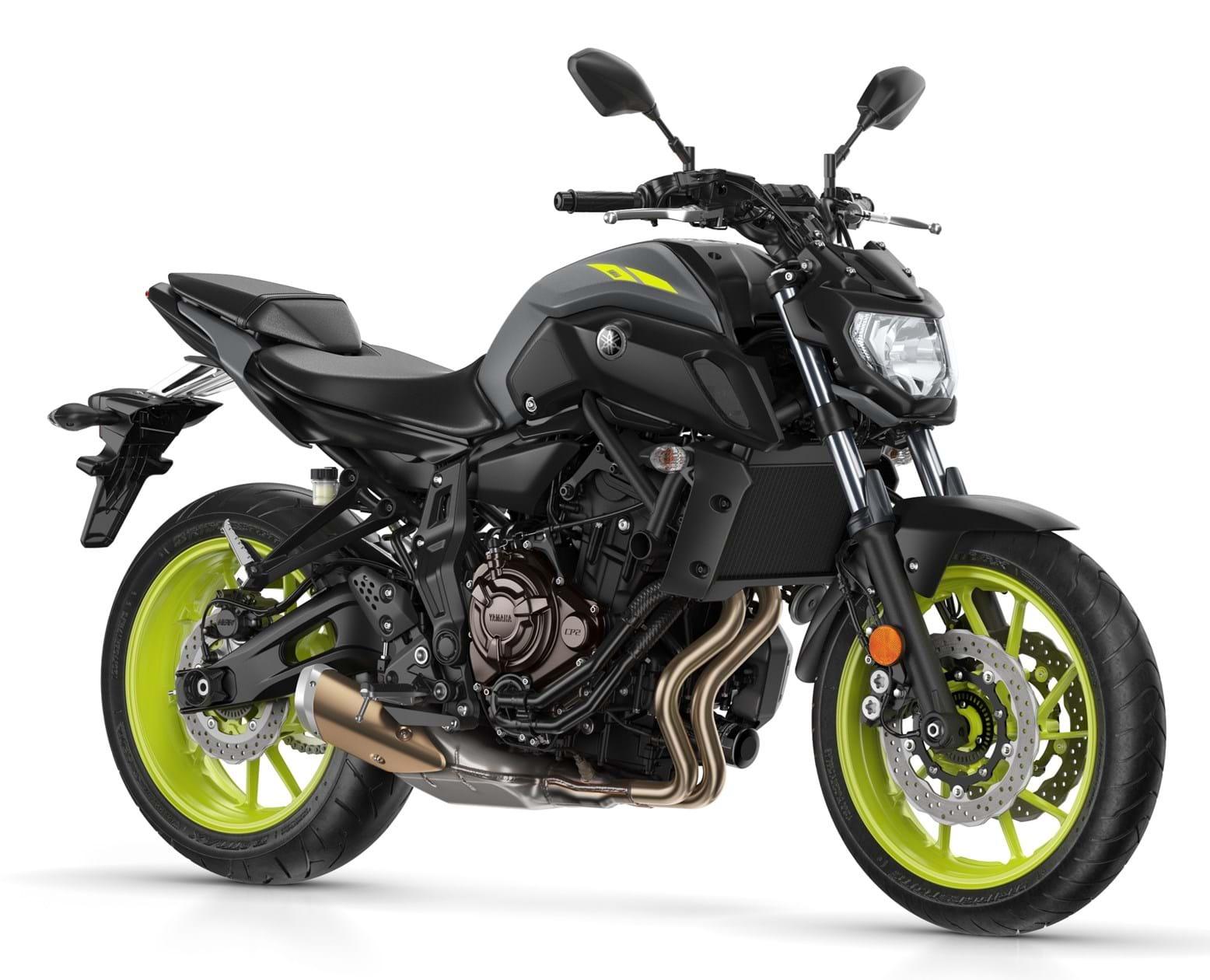 For Sale: Yamaha MT-07 • The Bike Market