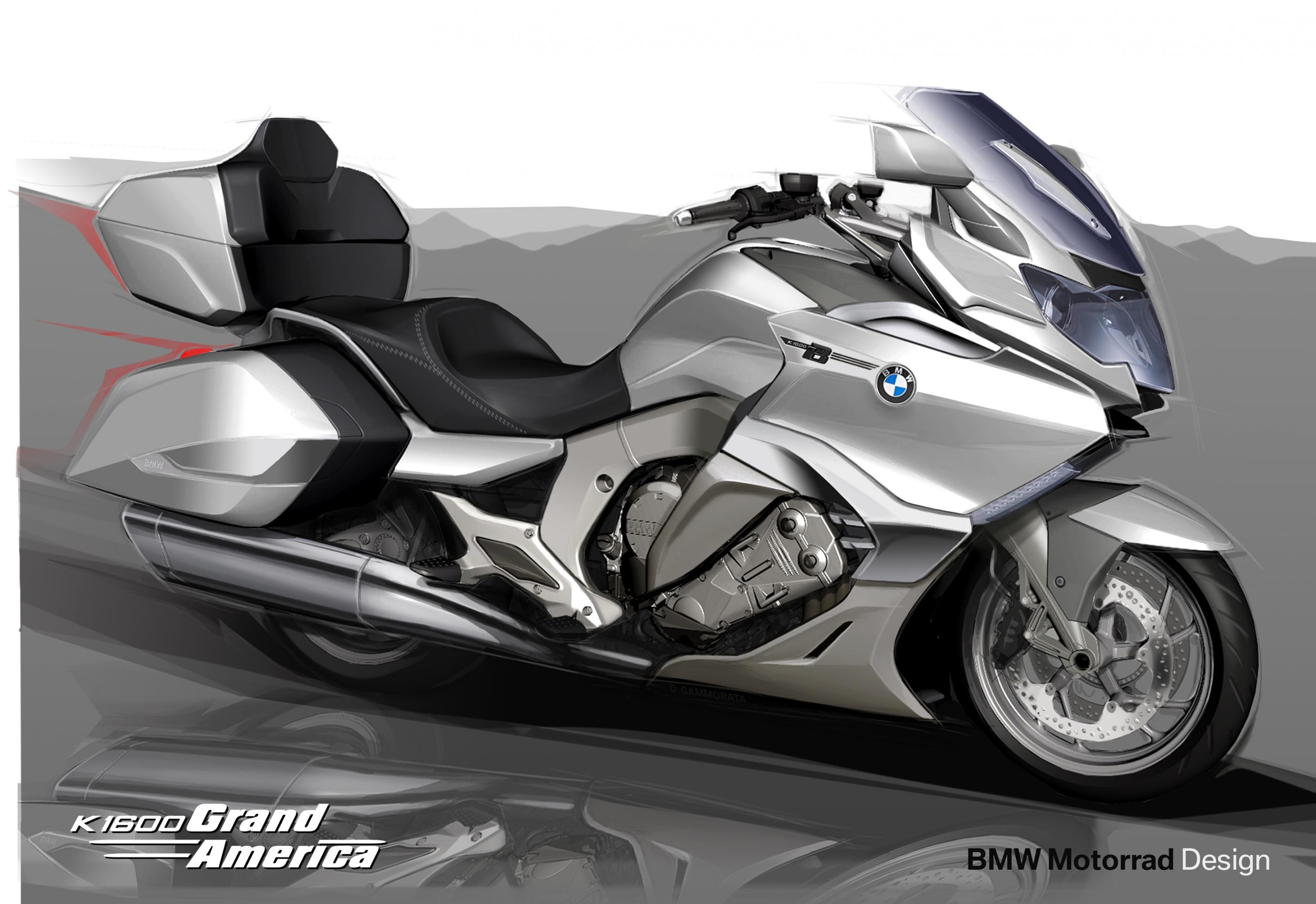 For Sale Bmw K1600 Grand America The Bike Market