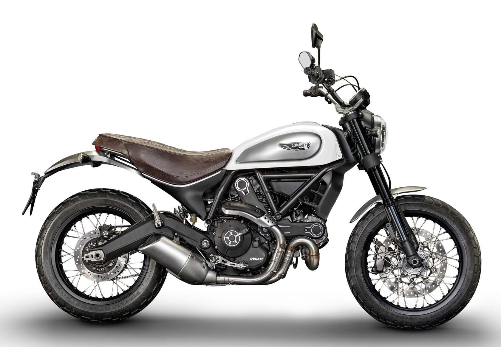Ducati Scrambler Classic Review • For Sale • Price Guide • The Bike ...