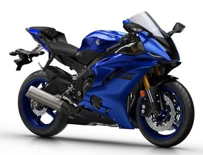 Yamaha YZF-R6 (2017 On)