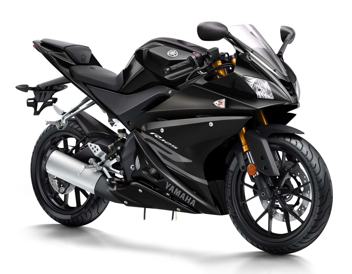 yamaha yzf r125 2014 on for sale price guide the bike market. Black Bedroom Furniture Sets. Home Design Ideas