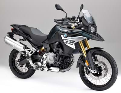 BMW Enduro F850GS (2018 On)