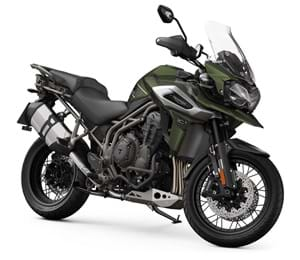 Triumph Tiger 1200 / Explorer XCX (2018 On)