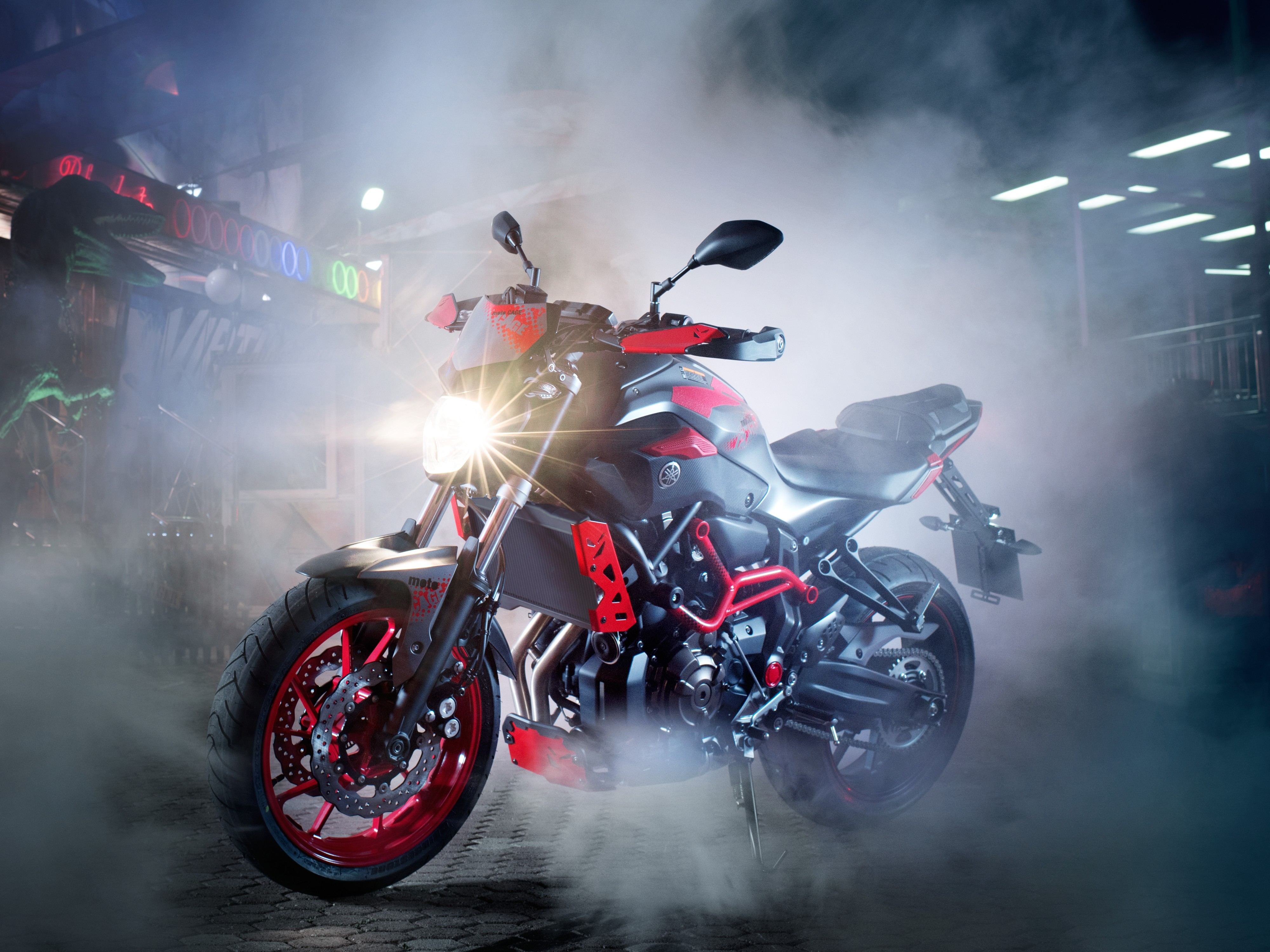 For Sale: Yamaha MT-07 Moto Cage • The Bike Market